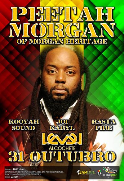 Peetah Morgan Reggae By Imagingdc On Deviantart