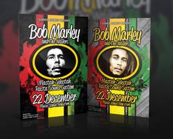 Reggae Jamaican Flyer by imagingdc