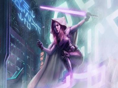 Mara Jade by SSJ4Truntanks