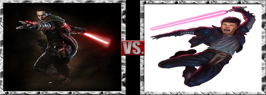 Vs. Series-Galen Marek vs. Executor Sedriss by SSJ4Truntanks
