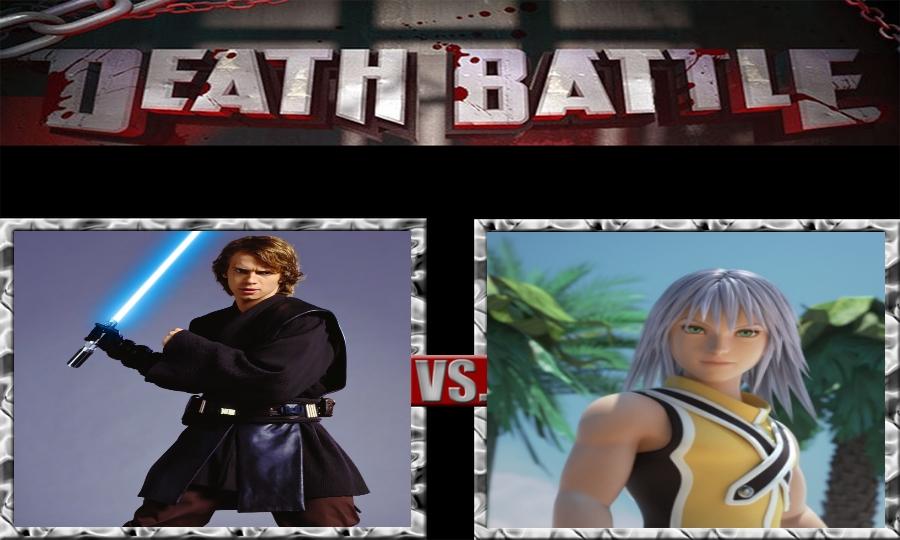 Death Battle-Anakin Skywalker vs. Riku by SSJ4Truntanks