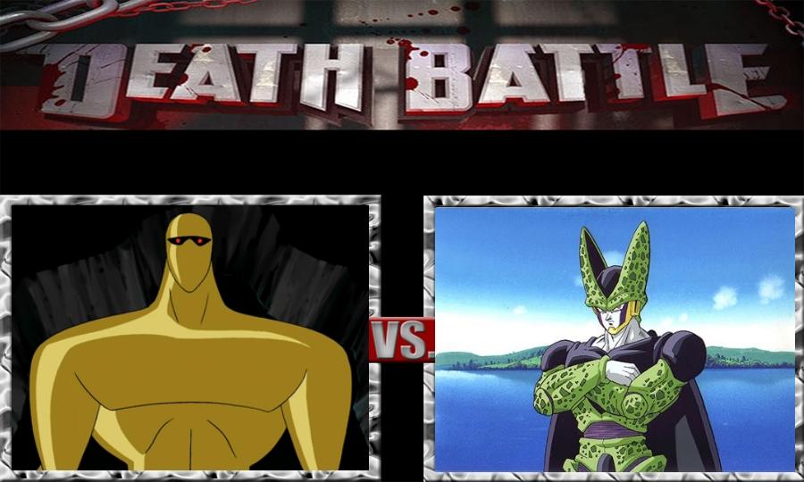 Death Battle-Amazo vs. Cell by SSJ4Truntanks