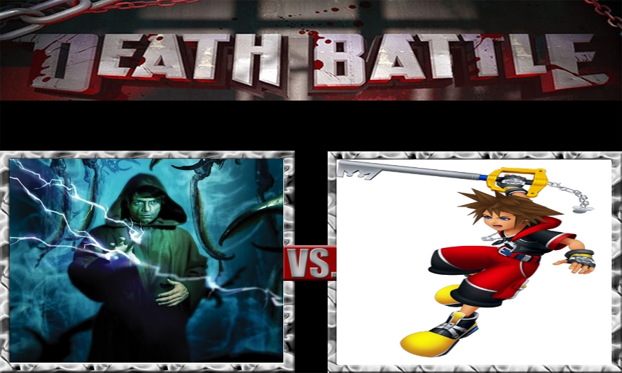 Death Battle-Luke Skywalker vs. Sora by SSJ4Truntanks