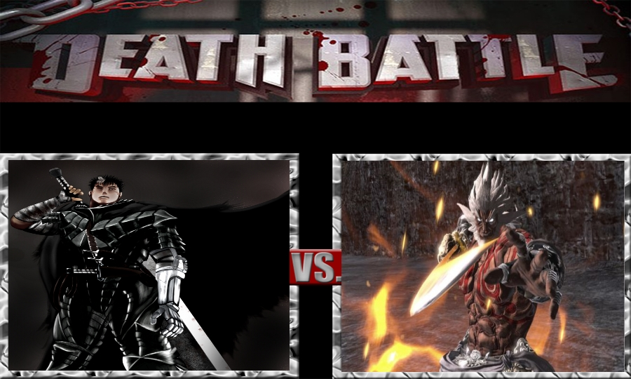 Death Battle-Guts vs. Augus by SSJ4Truntanks