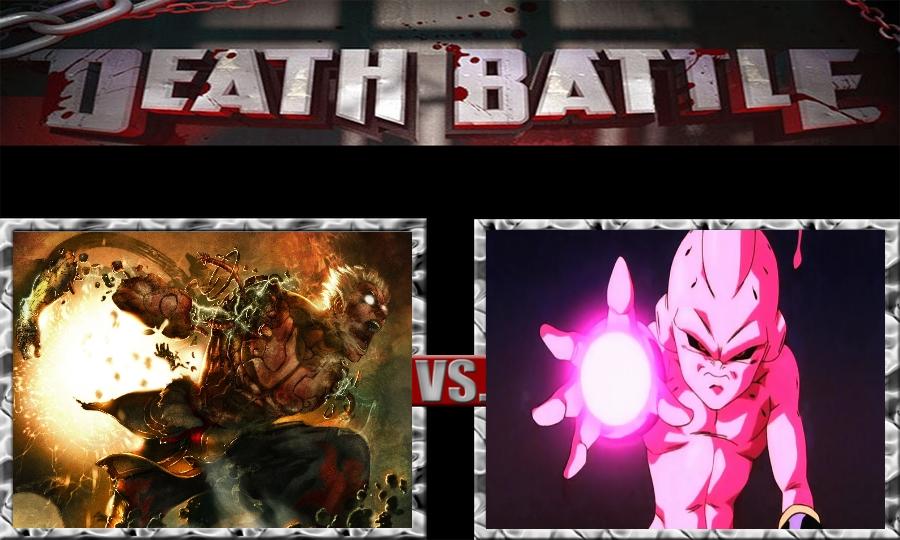 Death Battle-Asura vs. Pure Boo by SSJ4Truntanks