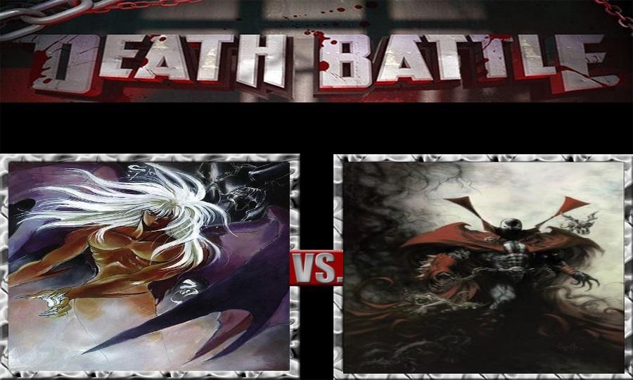 Death Battle-Dark Schneider vs. Spawn by SSJ4Truntanks
