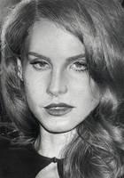 Lana del Rey by Marcusrafaelft