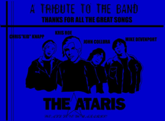 The Ataris tribute by mortichro