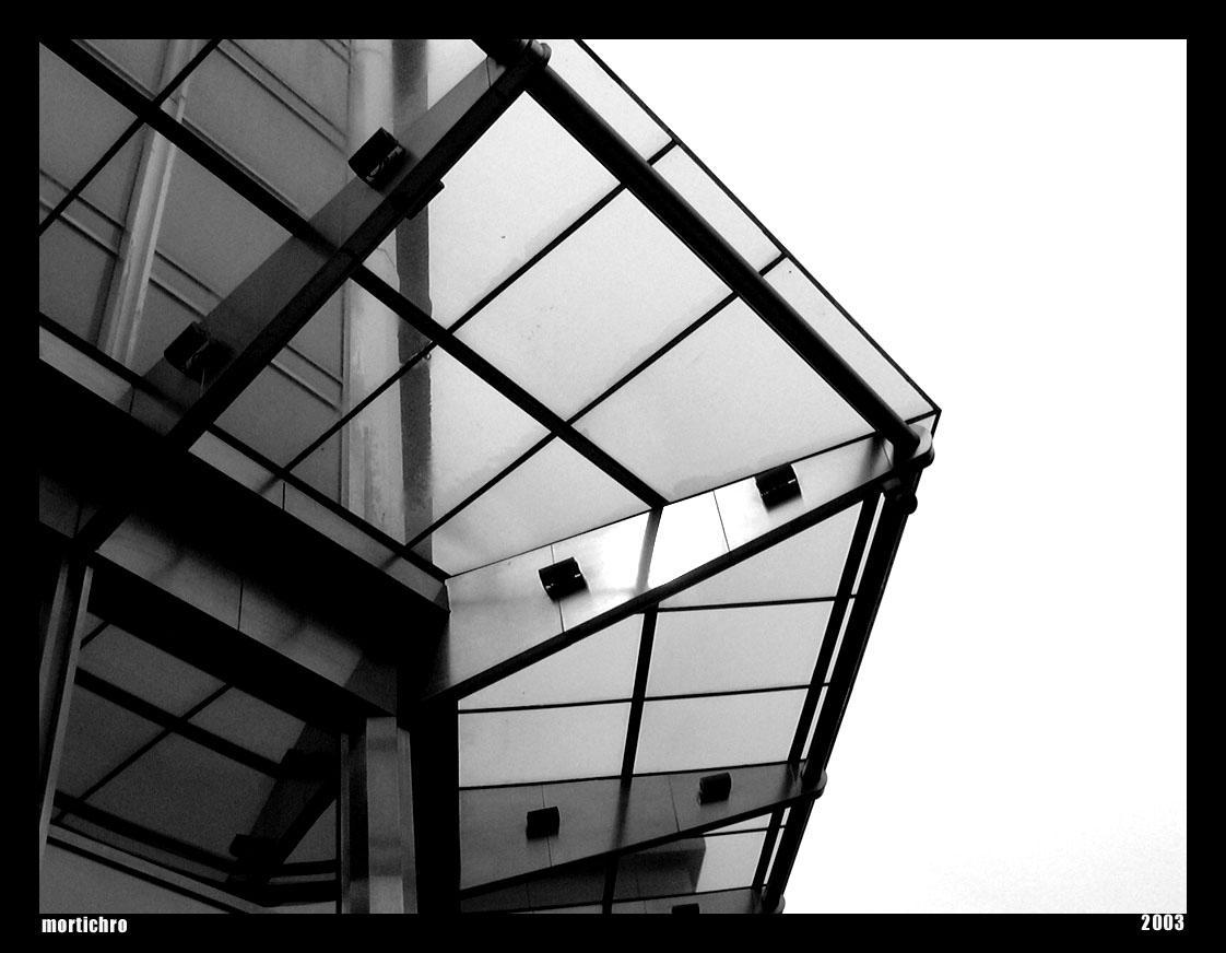 Steel umbrella by mortichro