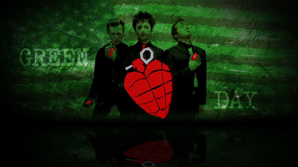 wallpaper green day. Green Day Wallpaper by