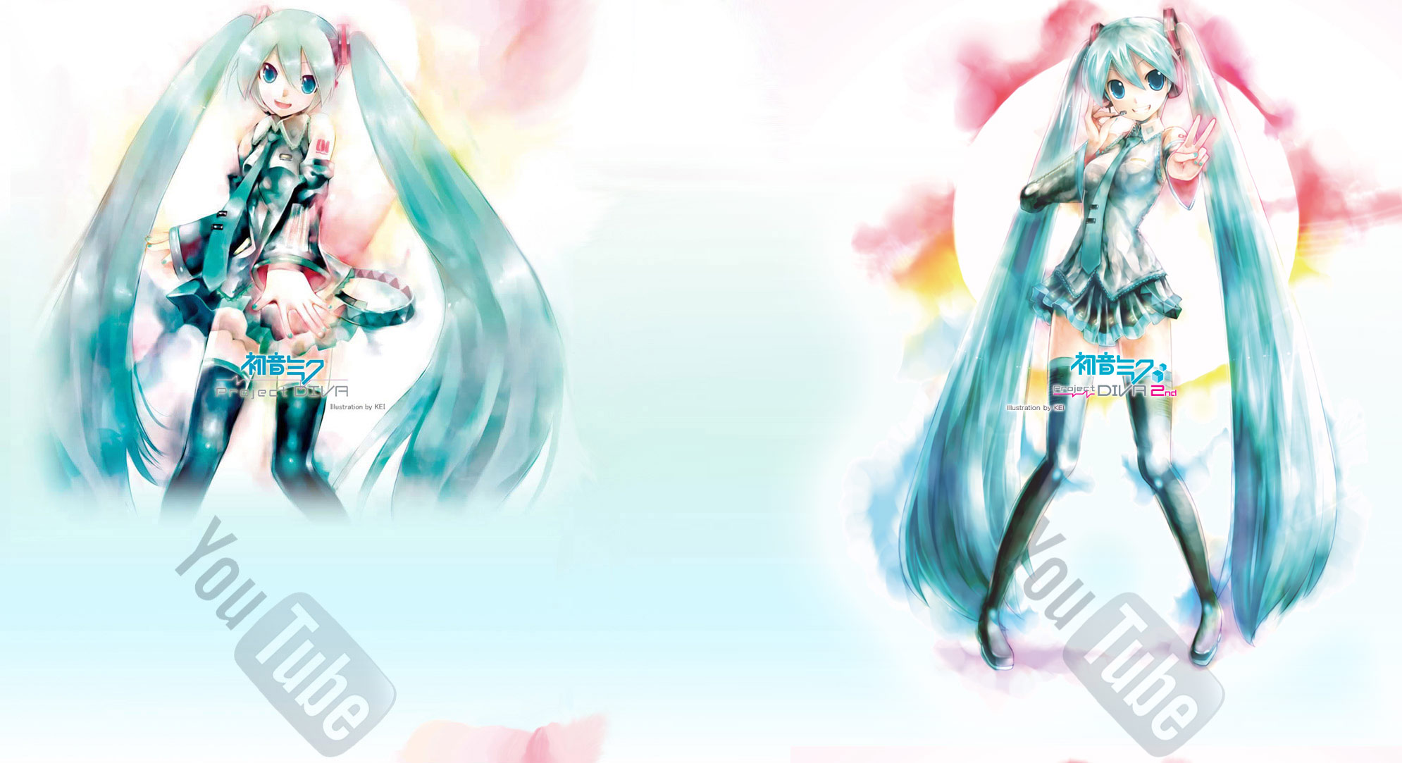 Project DIVA YoutubeChannel V2 by olivaaa