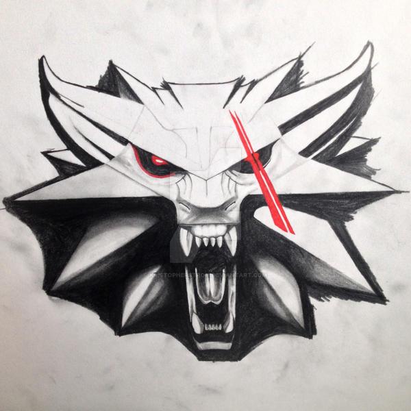 Witcher  by KristopherStrom
