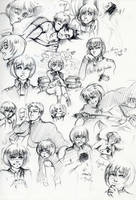 Armin sketch dump... by TheMihaelGraham