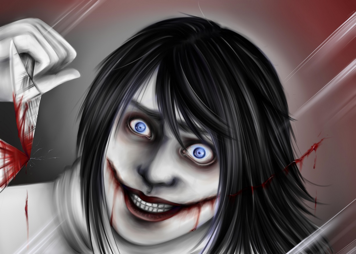 Jeff The Killer Drawing Realistic Realistic Jeff The Killer