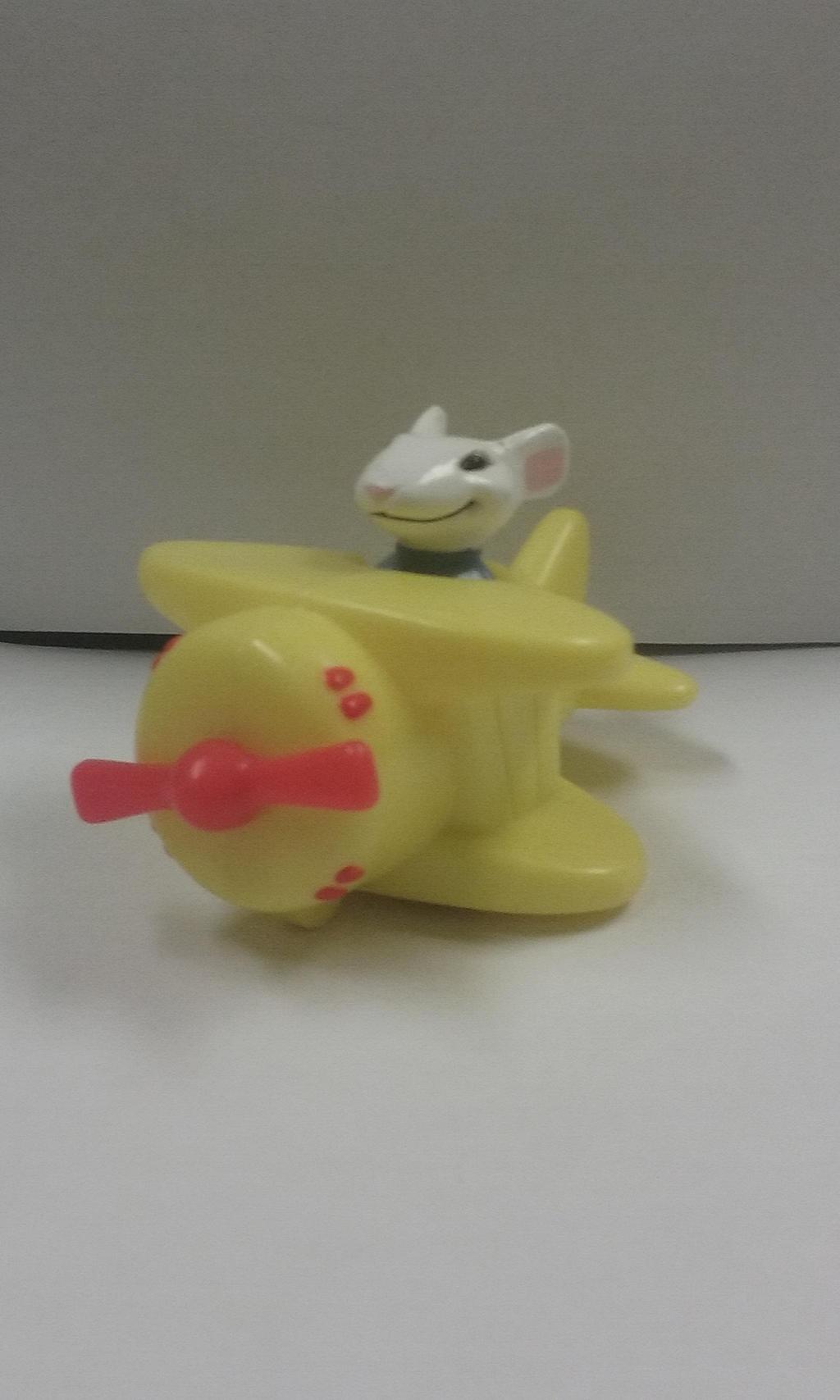 Carl S Jr Stuart Little 2 Plane Toy 2003 By Duel Express On Deviantart