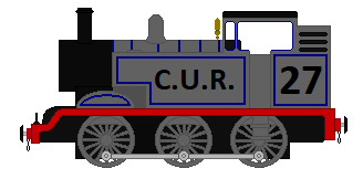 C.U.R. Engine Number 27 by Duel-Express