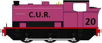 C.U.R. Engine Number 20 by Duel-Express