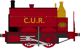 C.U.R. Engine Number 30 by Duel-Express