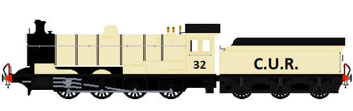 C.U.R. Engine Number 32 by Duel-Express