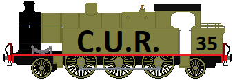C.U.R. Engine Number 35 by Duel-Express