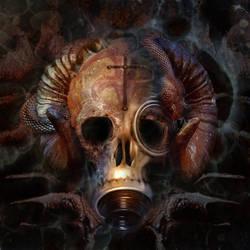 skull by piolka