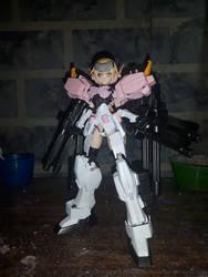 Custom Heavy Frame Arms -Jinrai