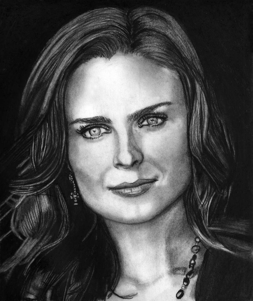 Emily Deschanel by arwenpandora