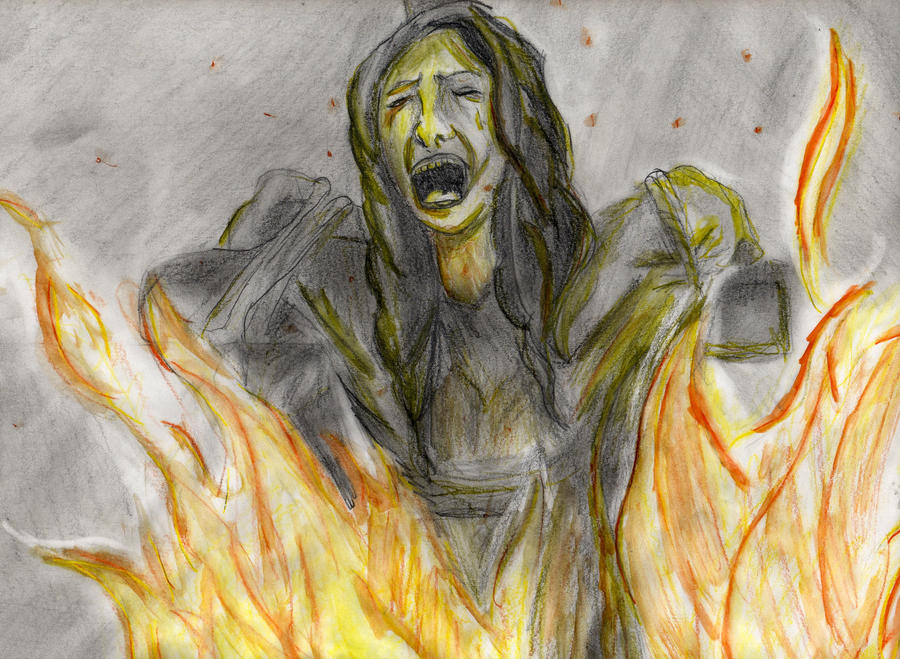 Hellfire: The Burning of Anne Askew