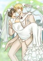 APH_Wedding ceremony by d-davi