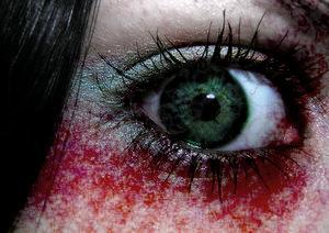 Death eye by thedarkestmoon