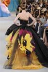 Christian Dior' dress