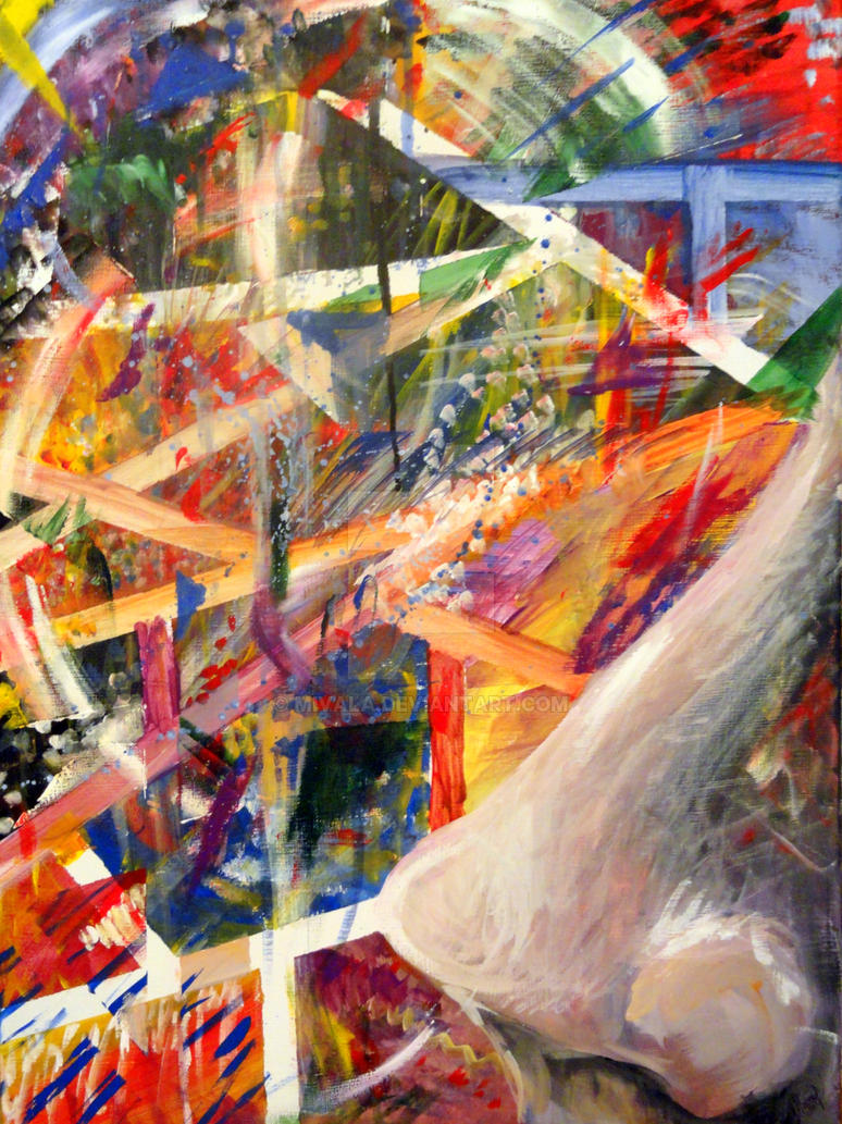 Fibrous Nasahl and the Callous Tumult by Mivala