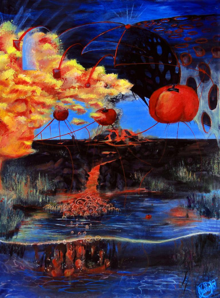 Extraordinary Fruit by Mivala