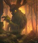 Rabbit (Fantasy Forest / Study Remake Concept)