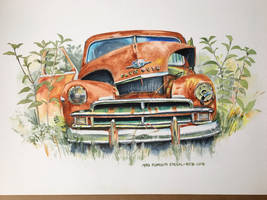 1950 Plymouth Special Sedan