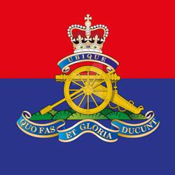 Royal Artillery badge