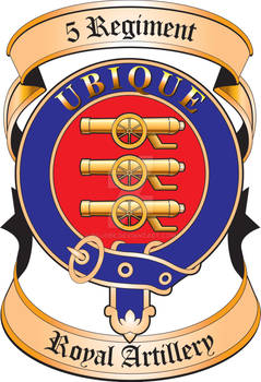 5 Regiment crest