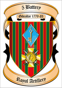5 Gibraltar Battery