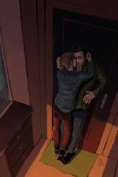 Kisses In The Dark by MisterLIAR