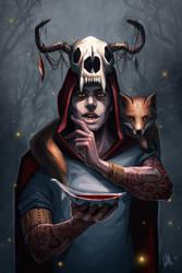Teen wolf: Propane Nightmare