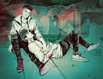 Malec: At The Rooftop