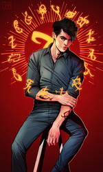 Alec Lightwood by MisterLIAR