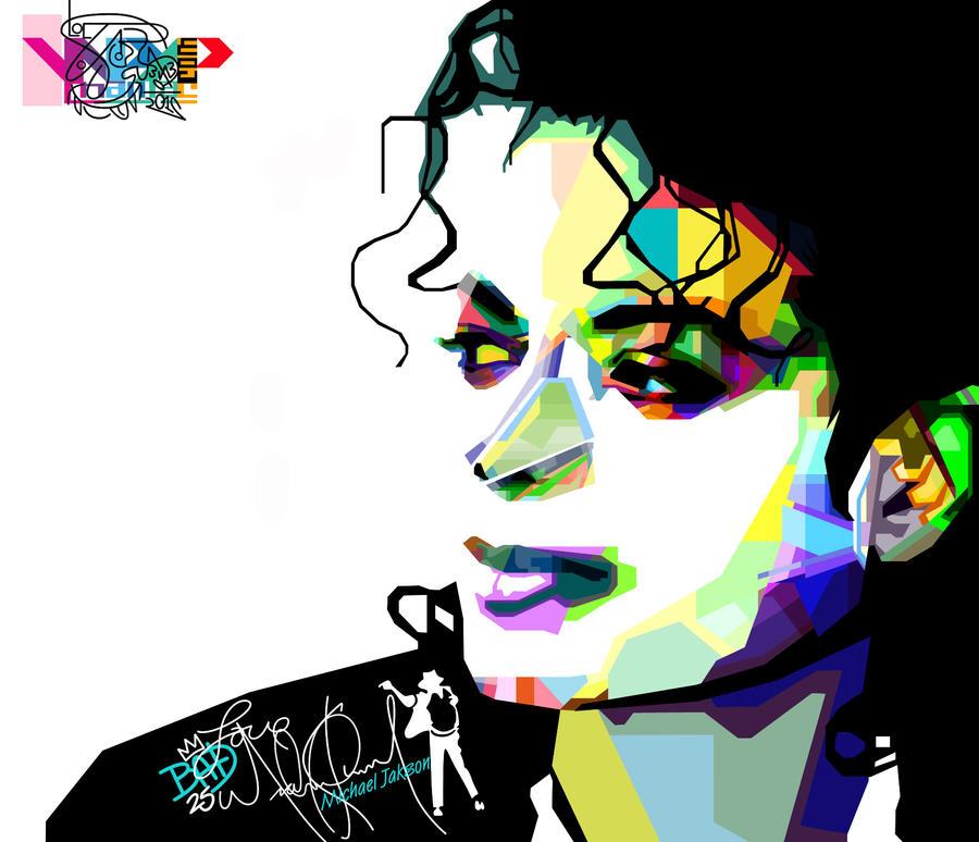 MJ_in_WPAP by guwa0413