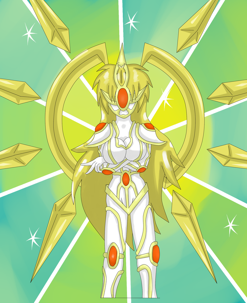 Elemental Hero The Shining Orica Elemental hero shining byElemental Hero The Shining Orica