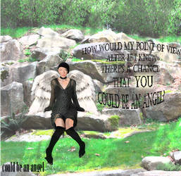Annie Lennox: could be an angel