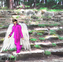 Princely Angel: could be an angel