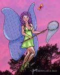 Yllarya the Glass Fairy