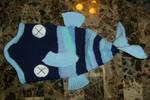 Dead Fish, Blue Fish