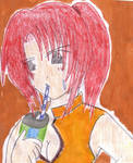 Ryoko by obin-chan