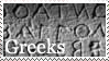Greek Civilization Stamp by ChuutayuntiFutsuhime